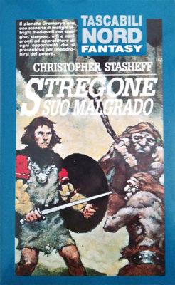 Stregone suo Malgrado è un libro di Sword and Sorcery fantascientifica scritto da Cristopher Stasheff. Uno dei classici da non perdere!