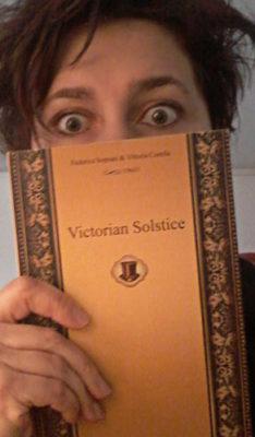 Victorian Solstice, Vendere alla fiera del libro