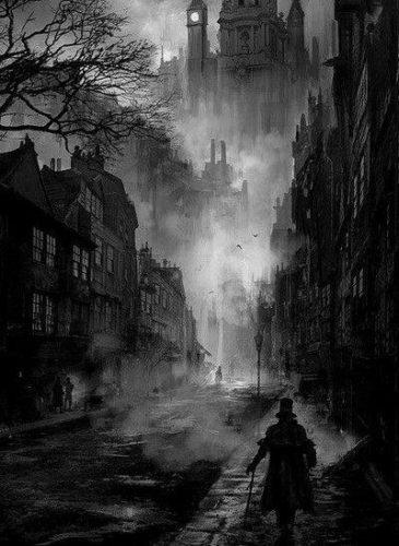 scrivere una storia fantastica horror, Victorian Horror Story Whitechapel