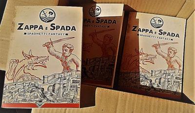 Stranimondi con Zappa e spada, spaghetti fantasy con AcheronBooks